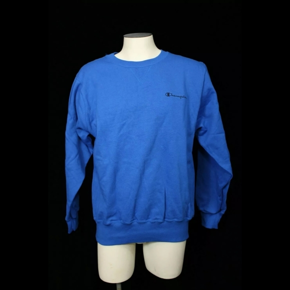 Champion Other - VTG 1998 Champion Spell Out Crewneck Sweatshirt m
